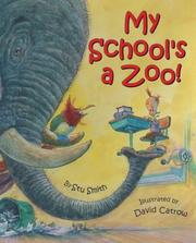 Cover of: My school's a zoo