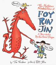 Cover of: The mysterious misadventures of Foy Rin Jin