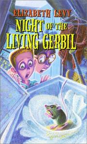 Cover of: Night of the living gerbil