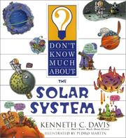 Cover of: The solar system