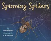 Cover of: Spinning Spiders