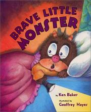 Cover of: Brave little monster