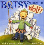 Cover of: Betsy Who Cried Wolf
