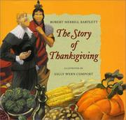Cover of: The story of Thanksgiving