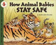 Cover of: How Animal Babies Stay Safe