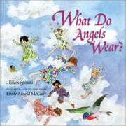 Cover of: What do angels wear?