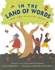 Cover of: In the Land of Words: New and Selected Poems