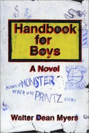 Cover of: Handbook for Boys: A Novel