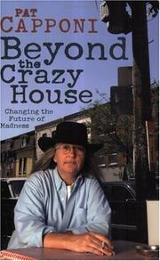 Cover of: Beyond the crazy house