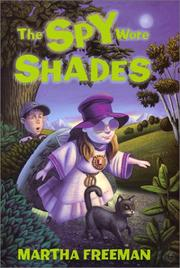 Cover of: The spy wore shades