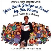 Cover of: Judge Judy Sheindlin