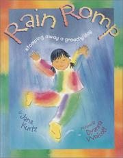 Cover of: Rain romp: stomping away a grouchy day