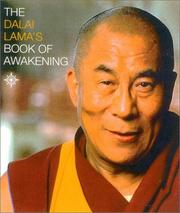 Cover of: The Dalai Lama's Book of Awakening