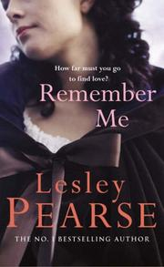 Cover of: Remember Me