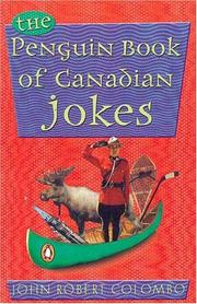 Cover of: The Penguin Book of Canadian Jokes