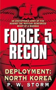 Force 5 recon by P. W. Storm