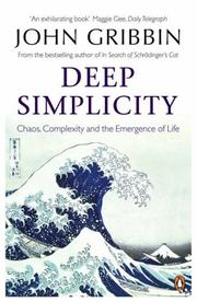 Cover of: Deep Simplicity