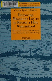 Removing masculine layers to reveal a holy womanhood