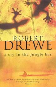Cover of: A cry in the jungle bar