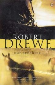 Cover of: Our sunshine
