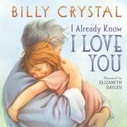 Cover of: I already know I love you by Billy Crystal
