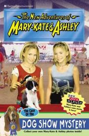 Cover of: The case of the dog show mystery