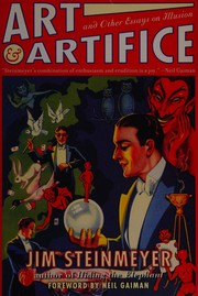 Art & artifice and other essays on illusion
