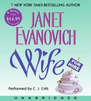 Cover of: Wife for Hire CD | Janet Evanovich