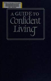A guide to confident living.