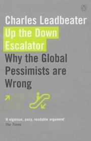 Cover of: Up the down escalator