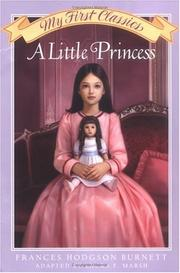 Cover of: A Little Princess My First Classics