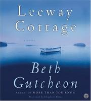 Cover of: Leeway Cottage CD