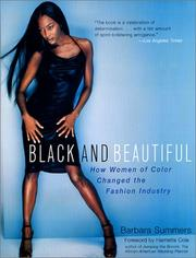 Cover of: Black and beautiful | Barbara Summers