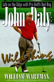 Cover of: John Daly