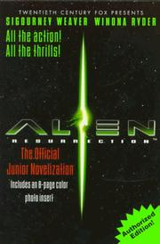 Cover of: Alien resurrection