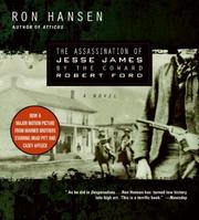 Cover of: The Assassination of Jesse James by the Coward Robert Ford CD