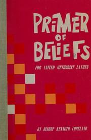 A primer of beliefs for United Methodist laymen