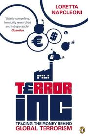 Cover of: Terror Inc