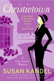 Cover of: Christietown: [a Cece Caruso mystery]