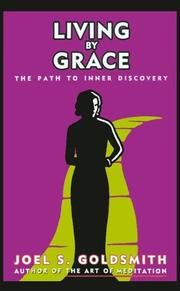 Cover of: Living by Grace