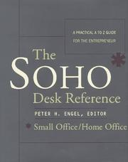 Cover of: The SOHO desk reference |