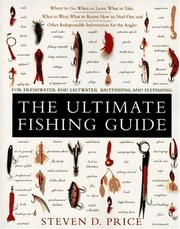 Cover of: The ultimate fishing guide