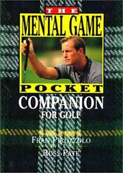 Cover of: The mental game pocket companion for golf