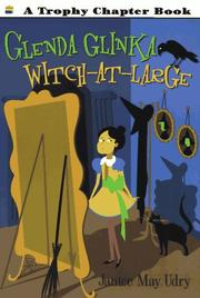 Cover of: Glenda Glinka: Witch-At-Large (Trophy Chapter Books (Paperback))