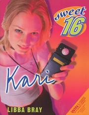 Cover of: Sweet Sixteen #3: Kari