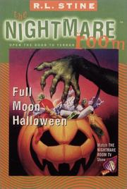 Cover of: Full moon Halloween