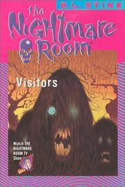 Cover of: The Nightmare Room #12: Visitors (Nightmare Room)
