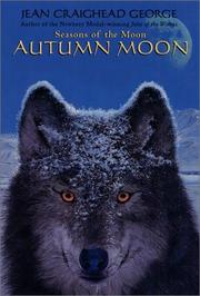 Cover of: Autumn Moon (Seasons of the Moon)