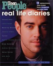 Cover of: Teen People: Real Life Diaries