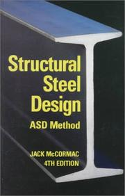 Structural Steel Design by Jack C. McCormac